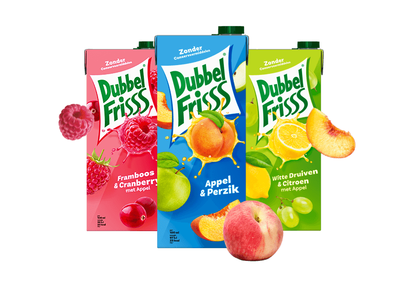 Frisse Fruitdranken